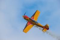 Высший пилотаж на спортивном самолете Як-52